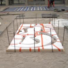 coffrage beton polystyrene par polydecoup