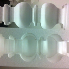 realisation reproduction polystyrene par polydecoup