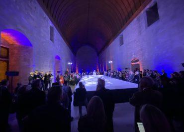 Polydecoup au Palais des Papes à Avignon le 15 octobre 2019