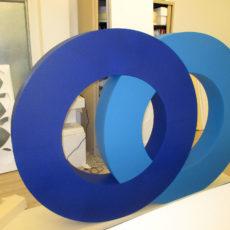 logo 3d polystyrène BQE