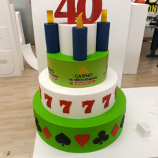 trophee anniversaire en polystyrene