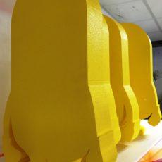 réalisation polystyrene sur mesure