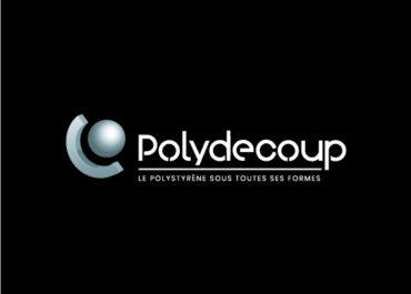 Polydecoup change : nouveau site, nouveau logo