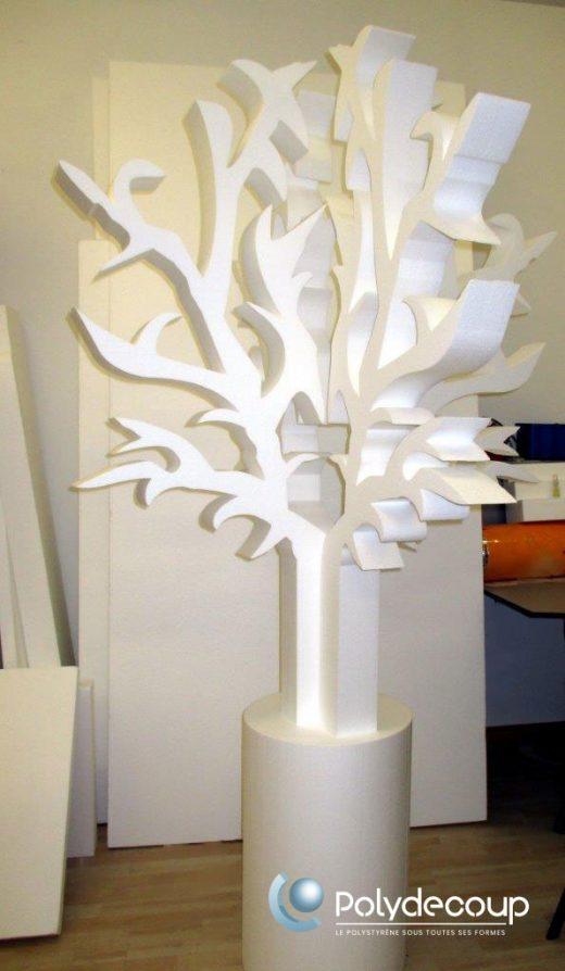 realisation sur mesure polystyrene